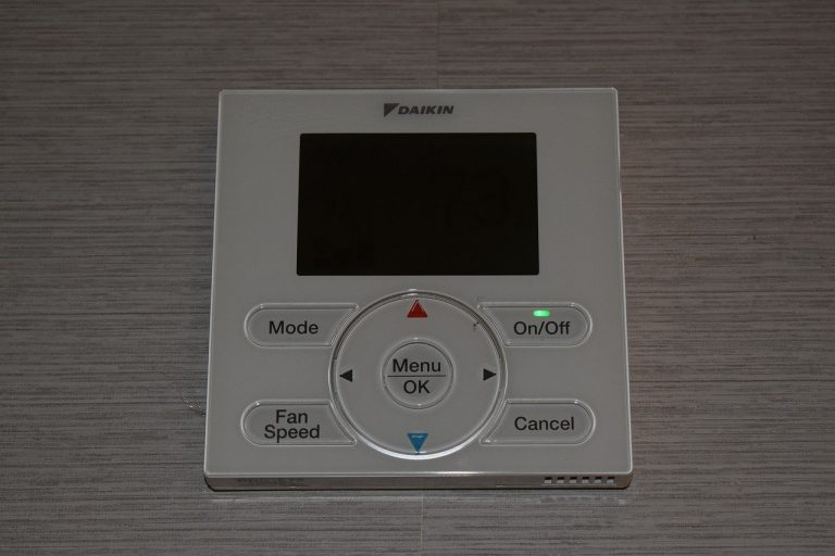reparation thermostat ambiance locataire ou proprietaire